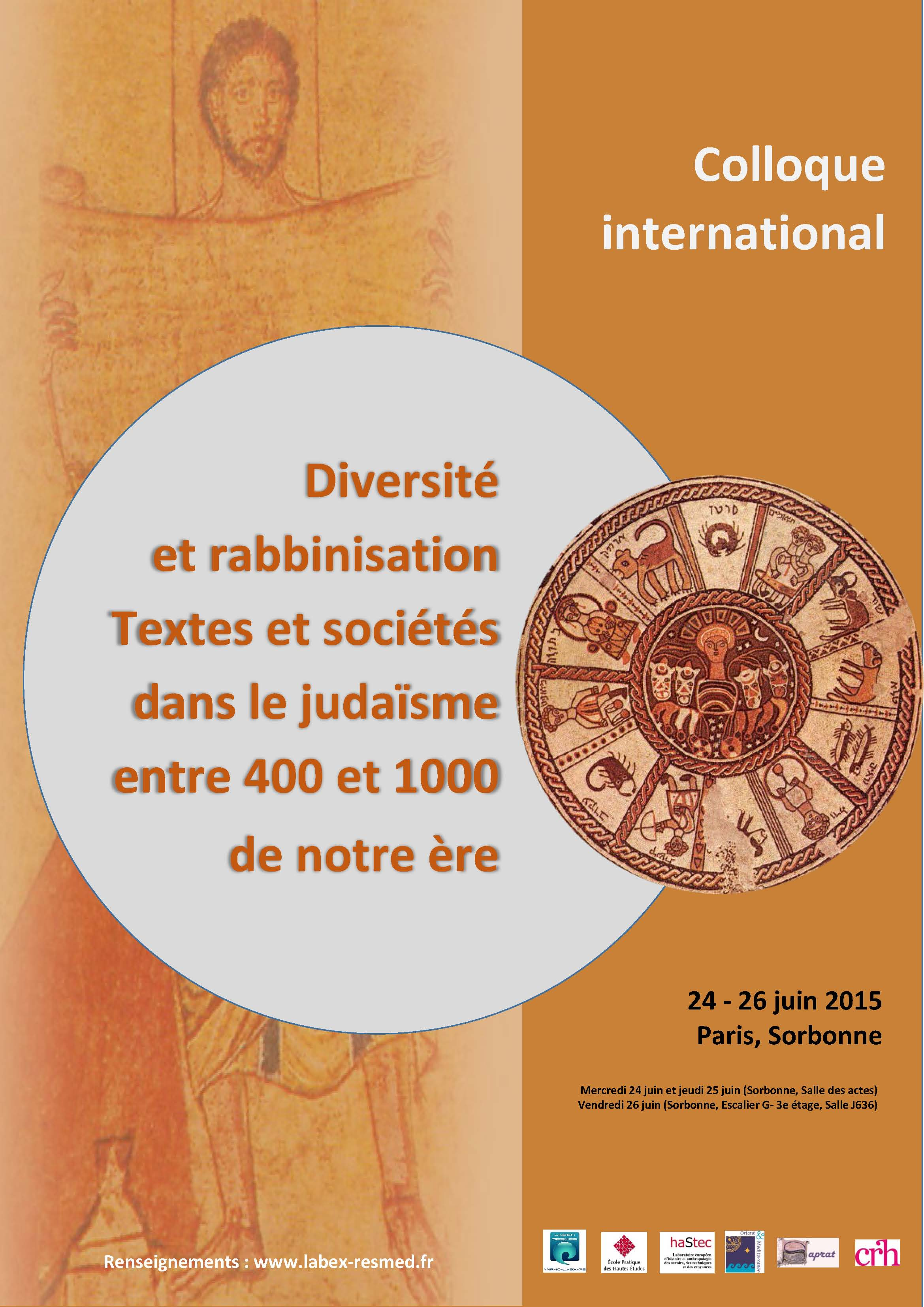 Colloque International-24/26 Juin-Paris