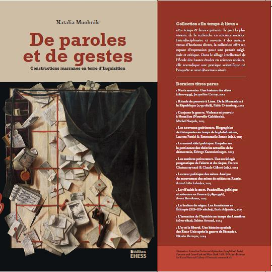 De paroles et de gestes. Constructions marranes en terre d'Inquisition